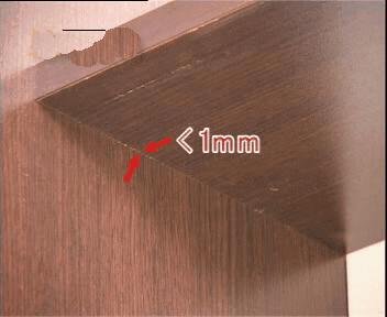 衣柜等木工活的方正平整就是依据木工的水平线